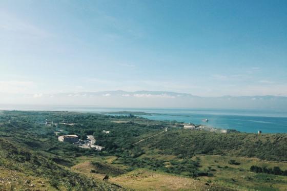 View overlooking Source Matelas
